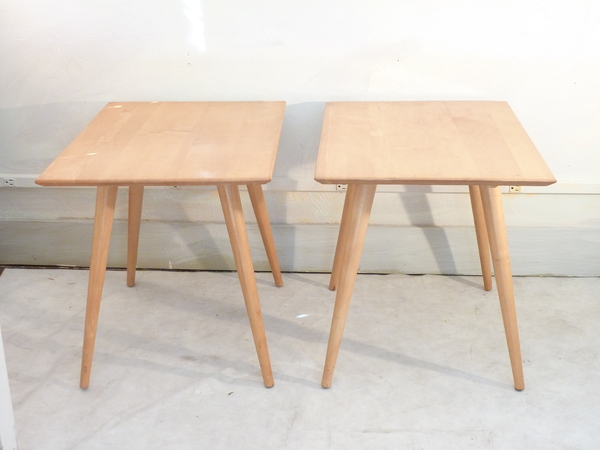 Paul McCobb Tables